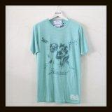 HAOMING ハオミン ☆ Trick art SKULL T-shirts