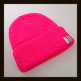 Ficouture フィクチュール ☆ Knit Cap Pink