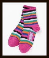CHUMS チャムス ☆ Crazy Border Socks