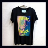 HAOMING ハオミン ☆ Figure 4 Leglock Tshirt