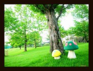画像1: YAN☆YAN ヤンヤン ☆ キノコ椅子(中:オーダー)