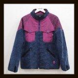 HAOMING ハオミン ☆ BOA & LEOPARD Reversible Jacket