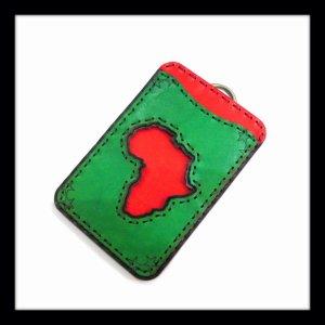 画像1: ojaga design オジャガデザイン ☆ カードケース AFRICA