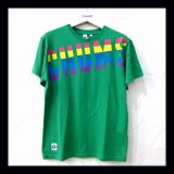 CHUMS チャムス ☆ Rainbow CHUMS T-Shirt