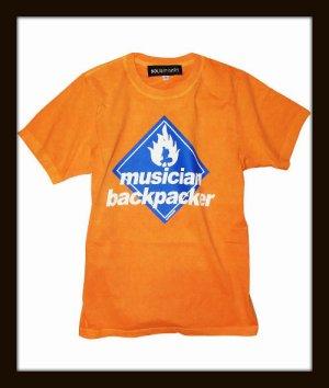 画像1: Soulsmania ソウルズマニア ☆ MUSICIAN BACKPACKER Tシャツ