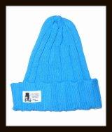 Soulsmania ソウルズマニア ☆ SUMMER KNIT CAP blue