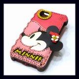 ojaga design オジャガデザイン ☆ × SMIR NASLI サミールナスリ ミニー iPhone5 アイフォン5 ケース pink