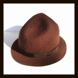 Soulsmania ソウルズマニア ☆ MOUNTAIN FELT HAT BROWN