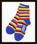 CHUMS チャムス ☆ Crazy Border Socks