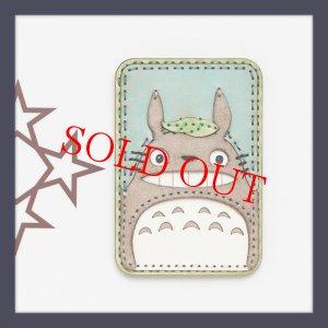 画像1: ojaga design オジャガデザイン ☆ カードケース となりのトトロ 大トトロ