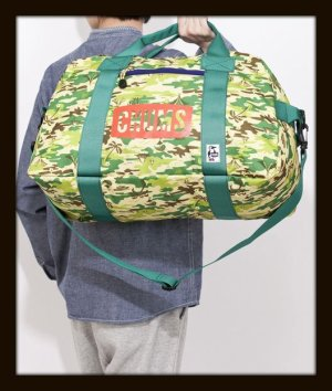 画像1: CHUMS チャムス ☆ エコロゴボストンバッグ