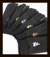 "Naturalbicycle ナチュラルバイシクル ☆ SOFTSHEEL GLOVE""EZO BAND"""