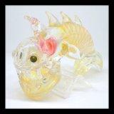 aquarius アクエリアス ☆ ガラスペンダントトップ<空想深海魚>
