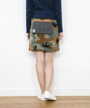 画像3: CHUMS チャムス ☆ ボアフリーススカート
